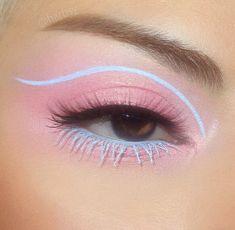 celestial make up eye makeup & celestial eye makeup & eye makeup celestial thunder & celestial make up eye makeup Cute Makeup Looks, Makeup Eye Looks, Eye Makeup Art, Crazy Makeup, Pretty Makeup, Skin Makeup, Makeup Inspo, Eyeshadow Makeup, Makeup Inspiration