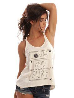 Rip Curl Mantra Tank @ripcurlusa #ripcurl | #surfride www.surfride.com