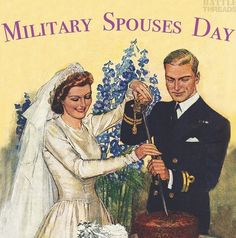Wedding as seen on Woman and Home Vintage Magazine Cover-July Featuring a pretty bride and her Groom in his Dress Uniform. Vintage Advertisements, Vintage Ads, Vintage Images, Vintage Romance, Vintage Style, Old Magazines, Vintage Magazines, Fashion Magazines, Journal Vintage