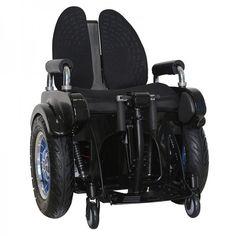 Silla de Ruedas Electrica Via 1468se es una nueva silla de ruedas se caracteriza por su diseño totalmente novedoso. Es una silla de seis ruedas muy estable que soporta hasta 150 kilos y tiene una autonomía de hasta 15 kilómetros.