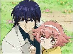 Himeno and Hayate