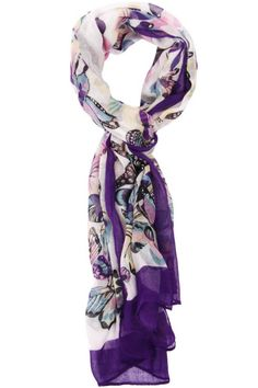 Addie Butterfly Scarf