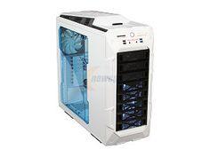 IN WIN GRone White 0.8mm SECC Steel ATX Full Tower Computer Case