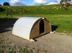 The three basics of life for any animal are water, food and shelter. I decided to start with the shelter and build two traditional pig arks. Not only are they ideal for the job, providing plenty of…