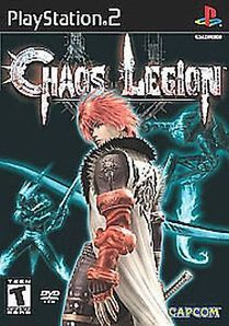 Chaos Legion  PLAYSTATION 2 - PS2 Disc  Only!