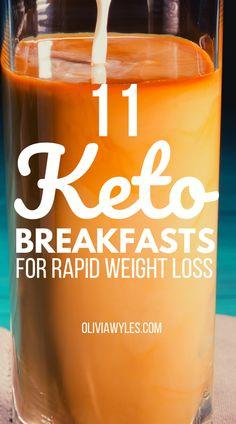 Keto Breakfast Smoothie, Low Carb Breakfast, Breakfast Ideas, Keto Meal Plan, Ketogenic Diet Meal Plan, Meal Prep, Ketogenic Recipes, Atkins Recipes, Diet Recipes