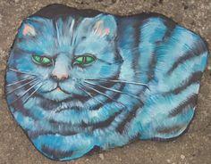 Ölmalerei - Kater. - ein Designerstück von feicht bei DaWanda