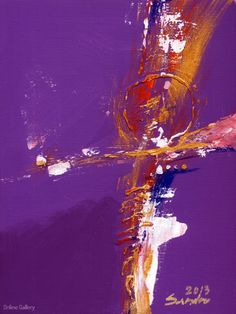Scarecrow  pictura abstracta