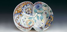 The intricate and vibrant surfaces of Liz Quackenbush's work are mesmerizing. They are also the result of many layers and firings.  In today's post Liz shares how she creates these incredible surfaces as well as the recipes for her low-fire clay body, glazes and overglazes.  P.S. You can learn more about Liz's work... Read More »