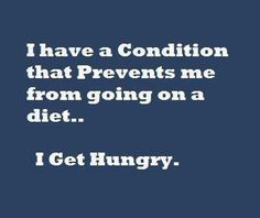 I Get Hungry!!