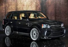 2011 Land Rover Range Rover Sport Mansory