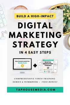 Small Business Marketing Game Plan - Whether you're looking to grow an entirely new digital marketing strategy & system or build upon - Digital Marketing Strategy, Marketing Logo, Marketing Training, Small Business Marketing, Digital Marketing Services, Affiliate Marketing, Internet Marketing, Marketing Strategies, Media Marketing