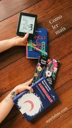 6 dicas infalíveis pra te ajudar a retomar o hábito da leitura. Cover, Books, Starting A Blog, Reading Club, Tips, Libros, Book, Book Illustrations, Libri