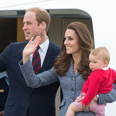 Pin for Later: The Royals Give Us One More Peek at George Before They Go