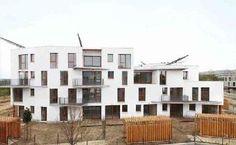 Pierre Blondel architectes realiseert passief wooncomplex in Neder-Over-Heembeek