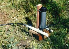 The Peasant's Hydraulic Ram Pump