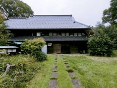 Japanese Countryside, Traditional Japanese House, Shiga, Kyoto, Townhouse, Real Estate, Houses, House Styles, Garden