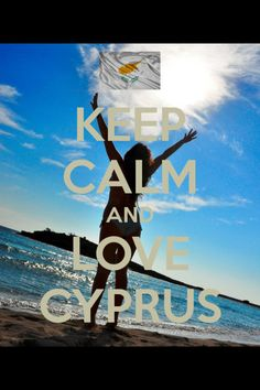 Cyprus.....with love http://hangoutonholiday.com/