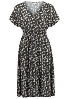 OBJROSALEE - Sukienka letnia - black
