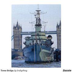 Tower Bridge. Puzzle