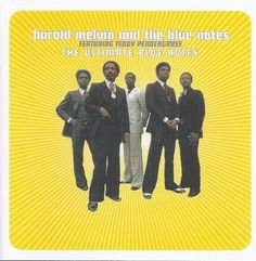 Harold Melvin And The Blue Notes - The Ultimate Blue Notes