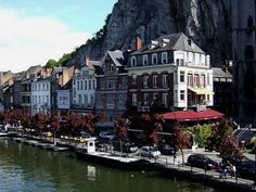 Dinant, a Belgian city. Wonder if I have some family there?!