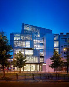 La Fabrique ....   Strasbourg School of Architecture   ... Strasbourg ... .FRANCE ... by MARC MEMRAM