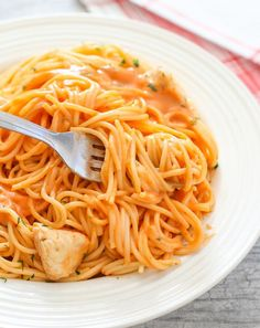 This bang bangpasta is ready in about 30 minutes with a no-cook sauce that is addictive and easy to make. A few weeks ago, I tasted bang bang sauce for the first time and I've been obsessed ever since. I've already gone through a whole bottle of sweet Thai chili sauce because I've made it …