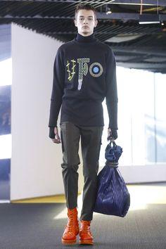 Kenzo Menswear Fall Winter 2015 Paris - NOWFASHION