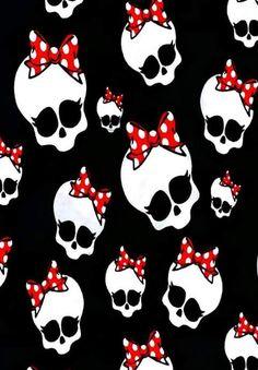 Skulls shared by Taila on We Heart It Skull Wallpaper, Pattern Wallpaper, Iphone Wallpaper, Skull Pictures, Sugar Skull Art, Sugar Skulls, Love Backgrounds, Skull Artwork, Lowbrow Art