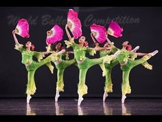 Jasmine by Atlanta Professional Dance Academy at 2013 World Ballet Compe...