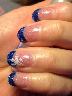 Gelish Christmas nails Chrismas Nail Art, Christmas Nails, Nail Designs, Cake, Christmas Manicure, Nail Desings, Kuchen, Xmas Nails, Torte