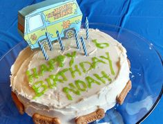 Housecalls Design: Turning Six with a Scooby Doo Party