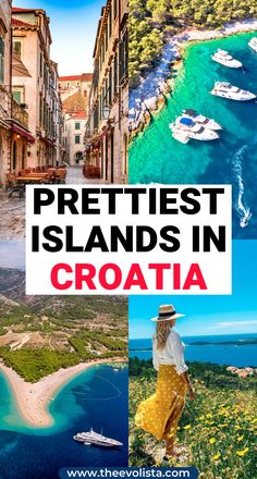 The prettiest islands for Croatia island hopping | Croatia travel guide | Tips and tricks for the best Croatia itinerary | What to see on a trip to Croatia | Where to stay for a Croatia vacation | Cutest towns in Croatia | Croatia holiday | Bucket list things to do in Croatia | Where to go in Croatia | Best places to visit in Croatia | Things to do in Dubrovnik | Things to do in Split | Croatia beaches | Top things to do in Hvar | Best Croatia photography spots #croatia #hvar #brac… Croatia Itinerary, Croatia Travel Guide, Europe Travel Guide, Travel Guides, European Travel Tips, European Destination, Cool Places To Visit, Places To Travel, Croatia Island Hopping