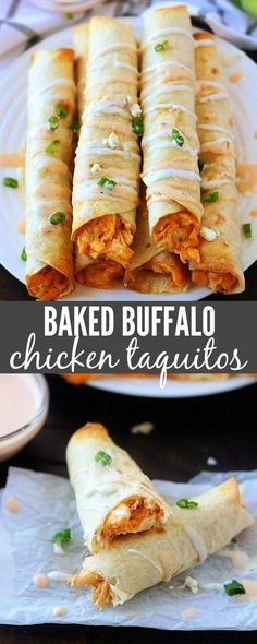Gebackene Buffalo Chicken Taquitos Leben im Lofthouse Baked Buffalo Chicken Taquitos live in the lofthouse Related posts: Buffalo-Style Crispy Baked Chicken Wings Baked Chicken Ranch Taquitos Keto Baked Chicken Fajitas Easy Baked Chicken Quesadilla Recipe Chicken Taquitos Baked, Taquitos Recipe, Crispy Baked Chicken, Baked Food, Buffalo Chicken Recipes, Healthy Chicken Recipes, Mexican Food Recipes, Cooking Recipes, Dinner Recipes