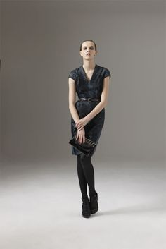 Saint Laurent Pre-Fall 2009 - Collection - Gallery - Style.com