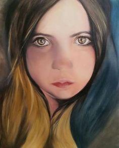 Big Eyes by Nersel zur Muehlen