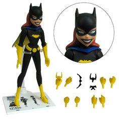 DC COMICS Batman The Animated Series Batgirl - Loja - São Paulo