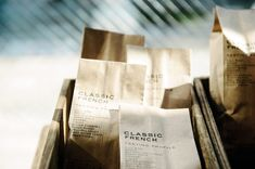 Sarutahiko Coffee - Tokyo's Sarutahiko Coffee is a home-grown Japanese cafe that features local and artisanal products. The shop's newest location is its s. Japanese Packaging, Coffee Shop, Tokyo, Artisan, Design, Communication, Shopping, Life, Bonito