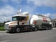 SA: transporte terrestre por carretera - góndola cisterna