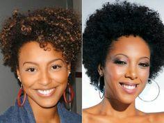 corte de cabelo mulheres negras curto