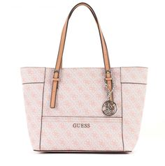 GUESS+DELANEY+SMALL CLASSIC TOTE+TASCHE+SCHULTERTASCHE+HANDTASCHE+DAMEN+ROSA+NEU in Kleidung & Accessoires, Damentaschen | eBay Cluch Bag, Mode Poster, Cool Street Fashion, Designer Bags, Purses And Bags, Designers, Tote Bag, Handbags, Stuff To Buy