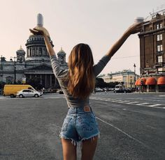 Just More Thinspo: Photo Tmblr Girl, Summer Outfits, Cute Outfits, Mini Short, Street Style, Looks Cool, Style Inspiration, Beautiful, My Style