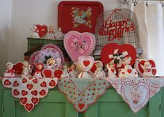 vintage valentines..
