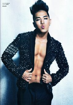 Big Bang's Taeyang! #kpop #bigbang