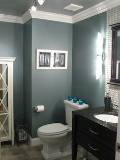 bathroom wall colors - Google Search