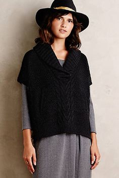 Torla Cabled Pullover