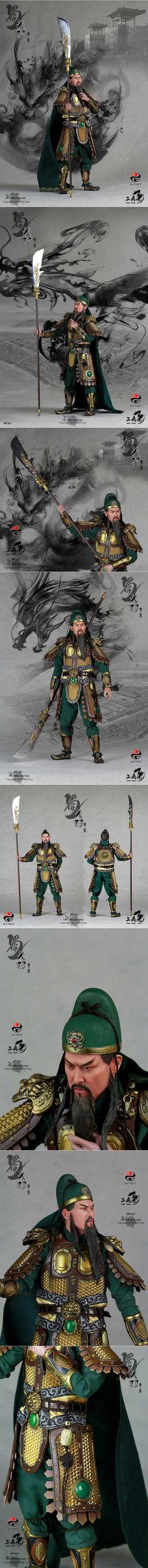 [303 Toys 1/6 China series Guan Yu (Yunchang)]