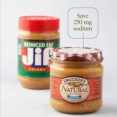 New heart healthy recipes low sodium food swap Ideas Low Sodium Snacks, No Sodium Foods, Low Sodium Diet, Low Sodium Recipes, Low Cholesterol, Low Salt Snacks, Low Salt Recipes, Dash Diet Recipes, Gourmet Recipes