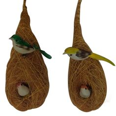 Beautiful #Handicrafted birds with home available online